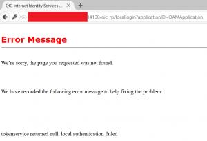 local-authentication-failed-error
