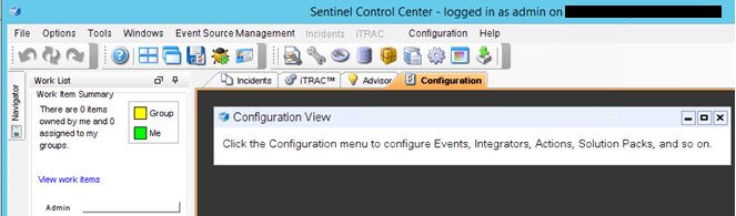 SEnCC-ConfigurationTab